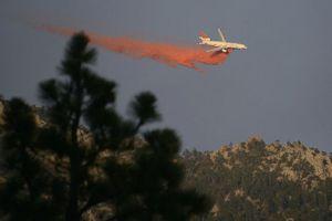 Υπό μερικό έλεγχο η φωτιά στην Καλιφόρνια