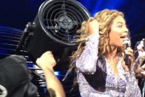 Απρόοπτα είχε η συναυλία της Beyonce στον Καναδά