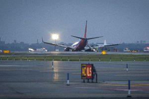 Βίντεο με το αεροπορικό ατύχημα στη Νέα Υόρκη