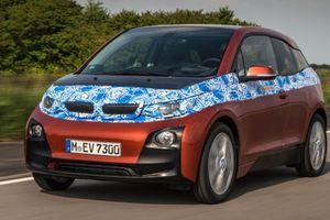 Διαθέσιμο στην Ελλάδα το νέο BMW i3
