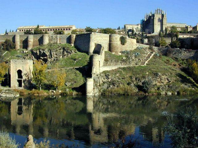 Τολέδο,η πόλη μουσείο της Ισπανίας που ενέπνευσε τον Ελ Γκρέκο!(photos)