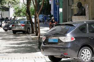 Απουσιάζουν οι δημοτικοί αστυνομικοί στην Αθήνα