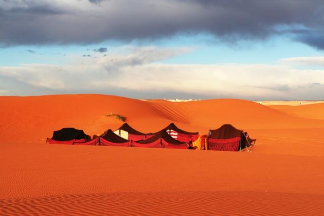 Image result for έρημος στον κόσμο, η Μερζούγκα