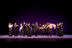 Η φλόγα της Ανδαλουσίας στο θέατρο Badminton