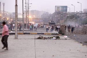 Δεν έχει τέλος η βία στην Αίγυπτο
