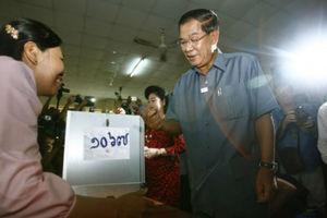 Επικυρώθηκε η εκλογική νίκη του «ισόβιου» πρωθυπουργού Χουν Σεν στην Καμπότζη
