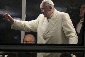 Τους Αγίους Τόπους θα επισκεφτεί ο πάπας Φραγκίσκος