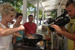 Η γαστρονομία της Ολυμπιάδας ταξιδεύει στη Βουλγαρία