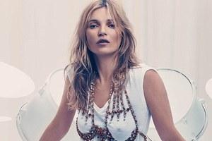 Η Kate Moss είναι το πιο ακριβοπληρωμένο μοντέλο της Βρετανίας