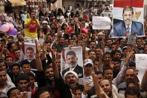 Χιλιάδες υποστηρικτές της Μουσουλμανικής Αδελφότητας διαδήλωσαν στο Κάιρο