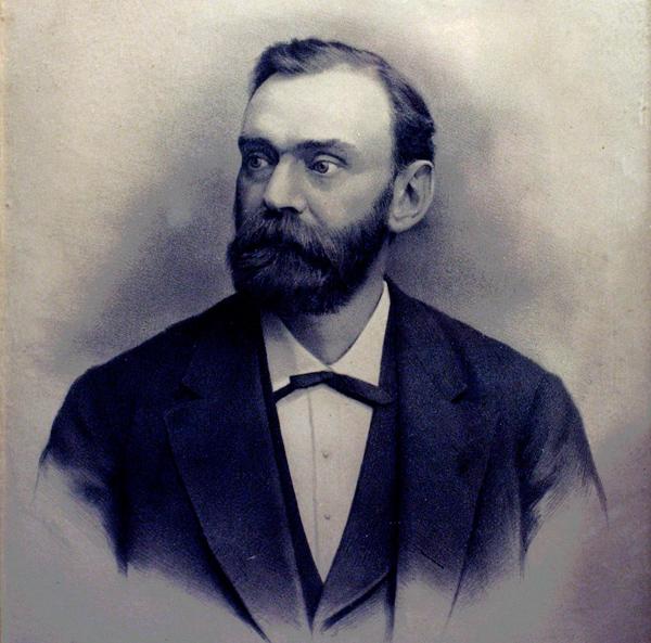 Άλφρεντ Νόμπελ