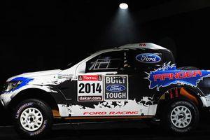 H Ford στο ράλι Dakar με 2 Ranger