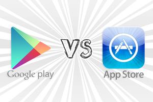 Το Google Play ξεπέρασε για πρώτη φορά το App Store