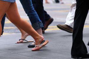 Ο Έλληνας περπατάει λιγότερο σε σχέση με τους άλλους Eυρωπαίους