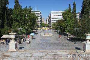 Η Αθήνα το καλοκαίρι