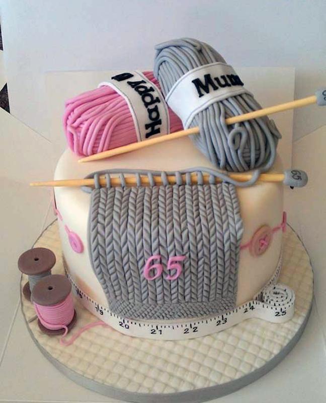 Crochet Cake Topper