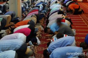 Προσεύχονται σήμερα οι μουσουλμάνοι στην Ελλάδα