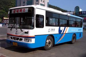 «Ηλεκτρικός δρόμος» για τα λεωφορεία στην Κορέα