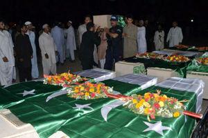 Δέκα νεκροί από επίθεση σε τέμενος στο Πακιστάν