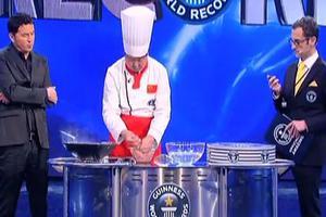 Ο πιο γρήγορος μάγειρας
