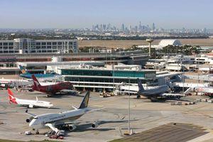 Σύγκρουση αεροπλάνων στο αεροδρόμιο της Μελβούρνης