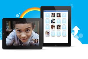 Αναβάθμιση της εφαρμογής του Skype για iPad