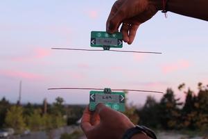 Ασύρματη επικοινωνία μεταξύ συσκευών δίχως μπαταρίες