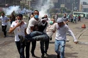 Σε κατάσταση έκτακτης ανάγκης για ένα μήνα η Αίγυπτος