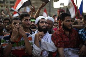 «Τρομοκρατική οργάνωση» ανακηρύχθηκε η Μουσουλμανική Αδελφότητα