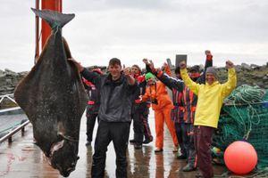 Τυχερή ψαριά για παγκόσμιο ρεκόρ!