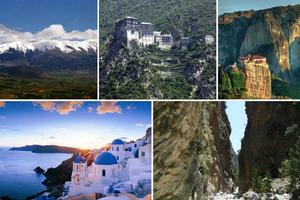 Τα θαύματα της ελληνικής φύσης…