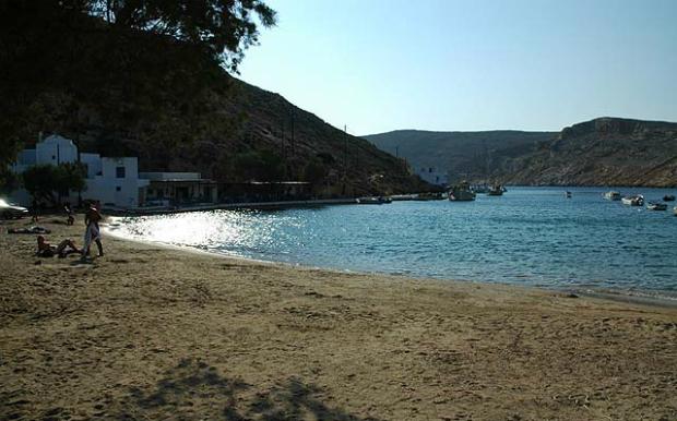 Οι 8 ΚΟΡΥΦΑΙΕΣ παραλίες στη Σίφνο!Η απόλυτη λίστα...