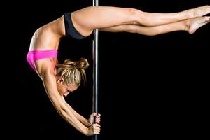 Το pole dancing πάει... Ολυμπιάδα