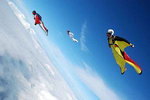 Τρίτος θάνατος από το wingsuit στις Άλπεις σε μία εβδομάδα