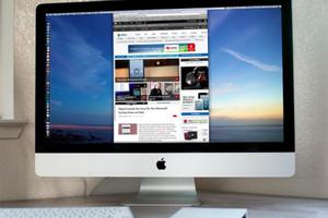 Νέο μοντέλο iMac παρουσίασε η Apple