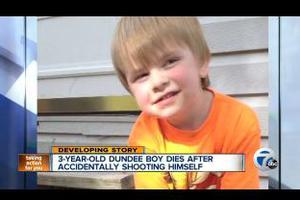 Τρίχρονος αυτοπυροβολήθηκε στο κεφάλι