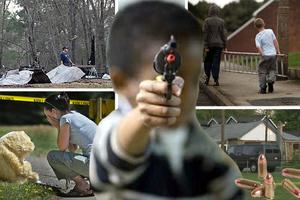 Ειδεχθή εγκλήματα με δράστες παιδιά