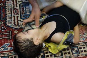 Προετοιμασία νέας επίθεσης με χημικά στη Συρία «βλέπουν» οι ΗΠΑ