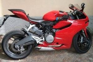 Εθεάθη η μικρή Ducati Panigale... κατ' εικόνα και ομοίωση