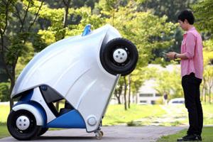 Το παρκάρισμα γίνεται παιχνιδάκι