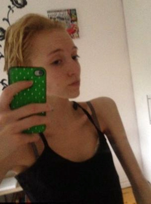πίσω νευρική ανορεξία 17χρονη