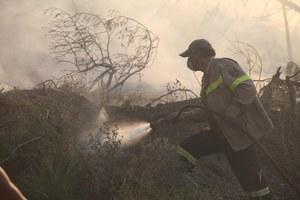 Μεγάλη πυρκαγιά σε εξέλιξη στην Κίσσαμο Χανίων