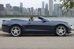 Έρχεται η ανοιχτή έκδοση της Camaro