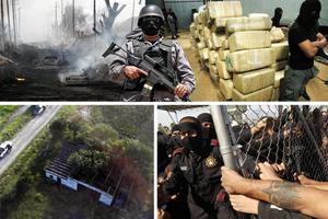 Οι θηριωδίες των μεξικανικών καρτέλ