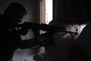 «Οι αντάρτες διαθέτουν πυραύλους και αέριο σαρίν»