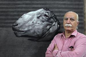 Αφέθηκε ελεύθερος Σύρος ζωγράφος