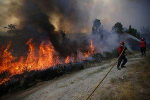 Τρίτο 24ωρο καίγεται η Καλαμπάκα