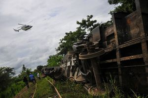 Έφτασαν τους 11 οι νεκροί από τον εκτροχιασμό τρένου στο Μεξικό