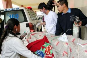 Στους 31 οι νεκροί από πυρκαγιά σε φυλακή της Βολιβίας