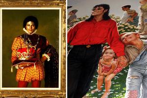 Περίεργα αντικείμενα από τη συλλογή του Μάικλ Τζάκσον